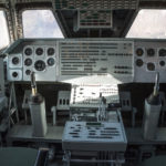 cockpit of the famous Buran 3